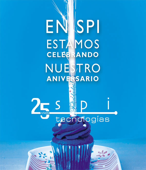 En SPI Tecnologías cumplimos 25 años siendo una de las empresas referentes en Huesca