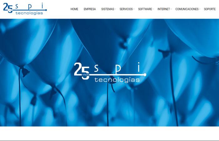 En SPI Tecnologías apostamos por nuestros clientes y os presentamos una web renovada